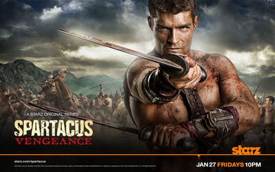 Spartacus - Spartacus: Vengeance wallpaper