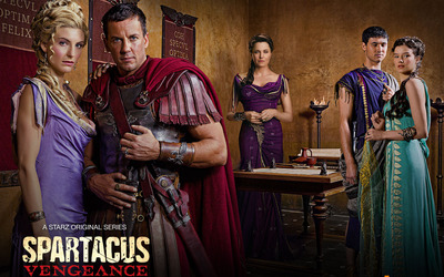 Spartacus: Vengeance wallpaper