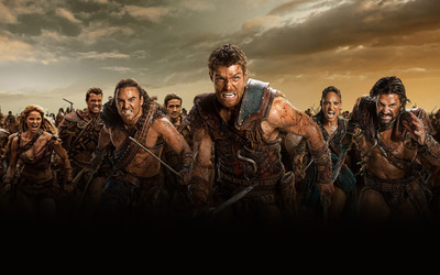 Spartacus: War of the Damned wallpaper