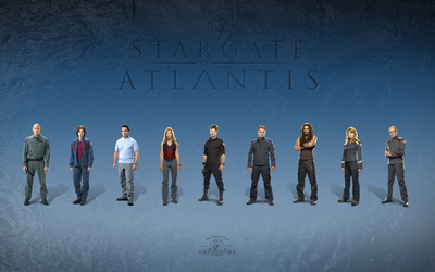 Stargate Atlantis wallpaper