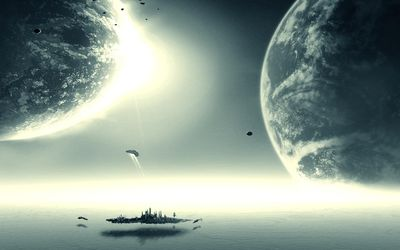 Stargate Atlantis [3] wallpaper