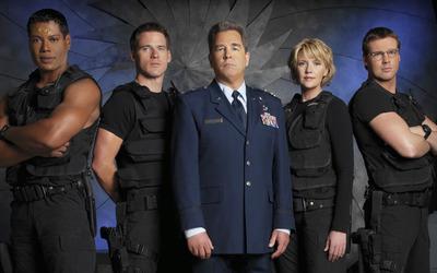 Stargate SG-1 [2] wallpaper