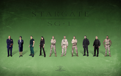 Stargate SG-1 wallpaper