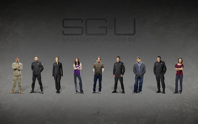 Stargate Universe [2] wallpaper