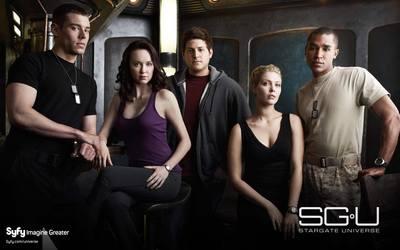 Stargate Universe [4] wallpaper
