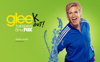 Sue Sylvester - Glee wallpaper 1920x1080 jpg