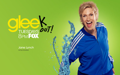 Sue Sylvester - Glee wallpaper
