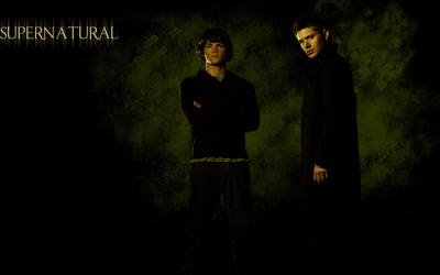 Supernatural [3] Wallpaper