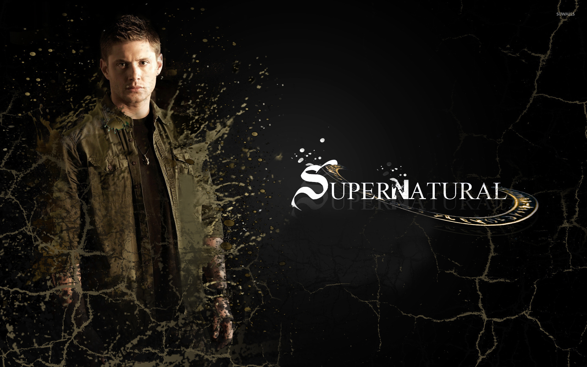 Supernatural [9] wallpaper - TV Show wallpapers - #14972