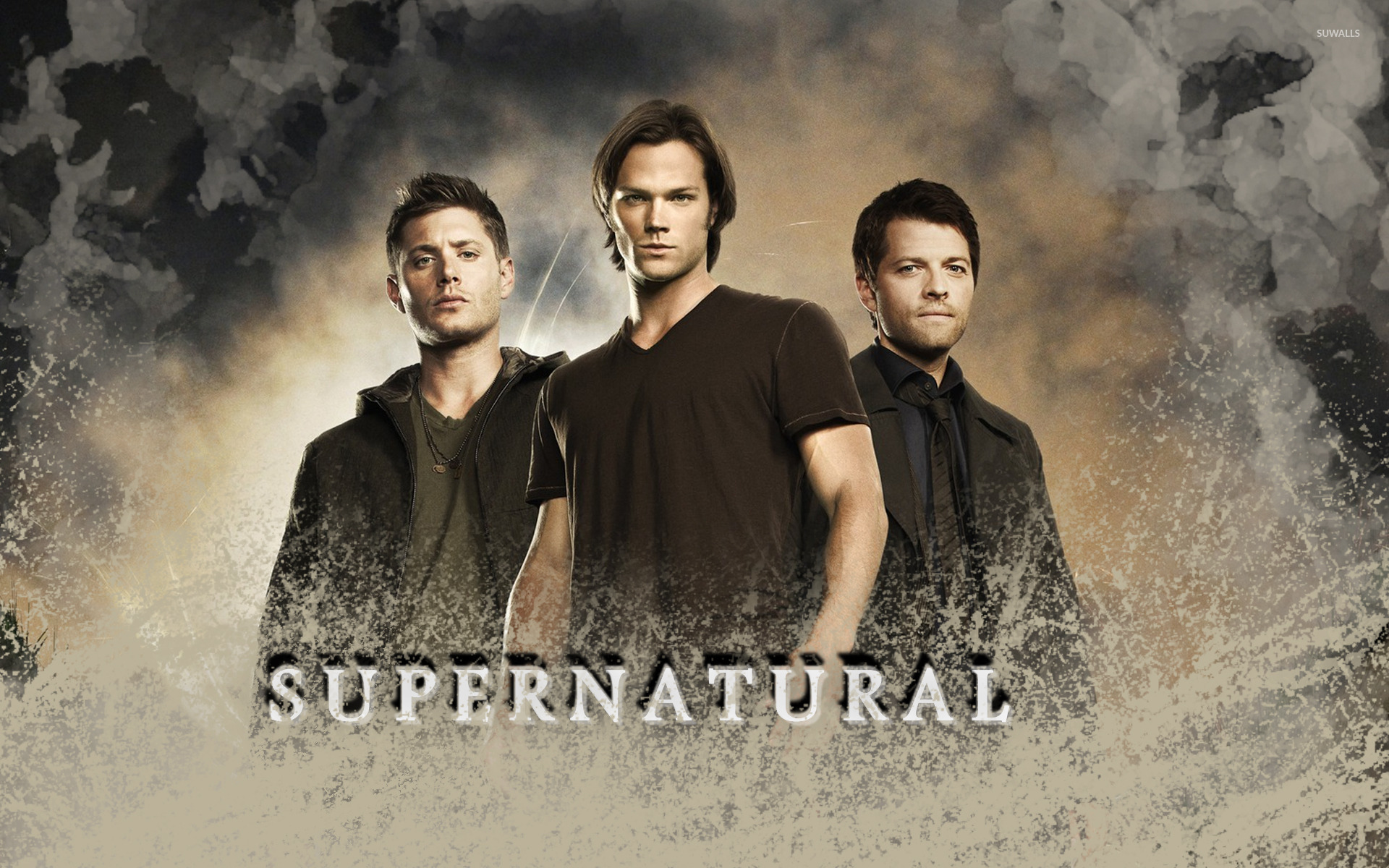 Supernatural 6 wallpaper tv show wallpapers 15098 supernatural 6 wallpaper voltagebd Image collections
