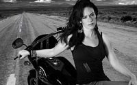 Tara Knowles  - Sons of Anarchy wallpaper 2560x1440 jpg