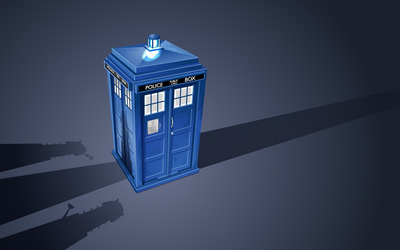 TARDIS [3] wallpaper