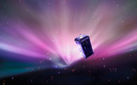 TARDIS in space wallpaper 2560x1600 jpg