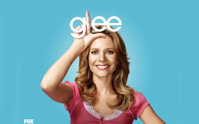 Terri Schuester -Glee wallpaper