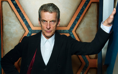 The 12th Doctor wallpaper
