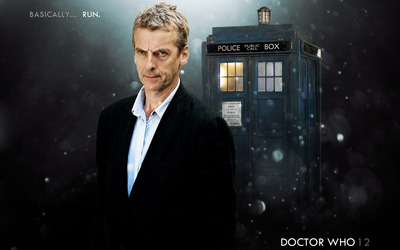The 12th Doctor [2] wallpaper
