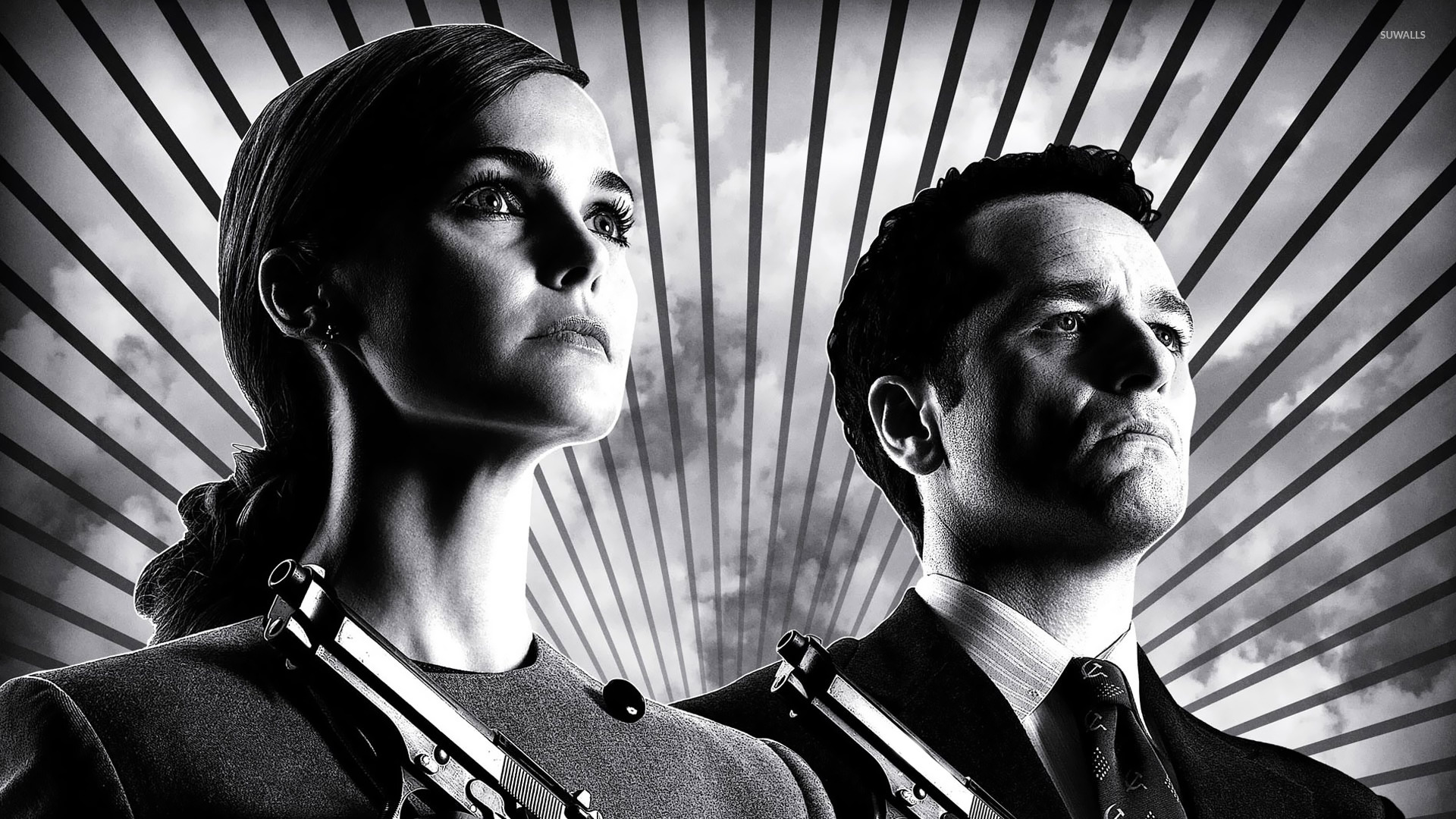 The Americans Wallpaper Tv Show Wallpapers 20319