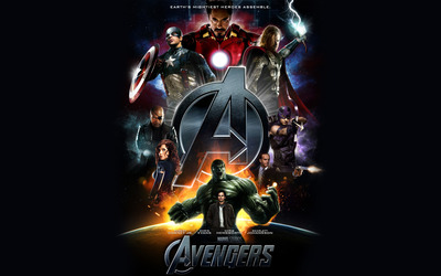 The Avengers [2] wallpaper