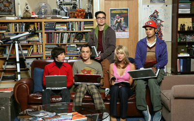 The Big Bang Theory [2] wallpaper