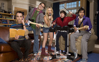 The Big Bang Theory [4] wallpaper 2560x1600 jpg