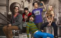 The Big Bang Theory wallpaper 1920x1200 jpg
