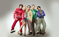 The Big Bang Theory [3] wallpaper 2880x1800 jpg