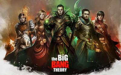 The Big Bang Theory [5] wallpaper