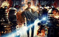 The Doctor and Amy Pond - Doctor Who wallpaper 1920x1080 jpg