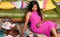 The Mindy Project wallpaper 2560x1440 jpg