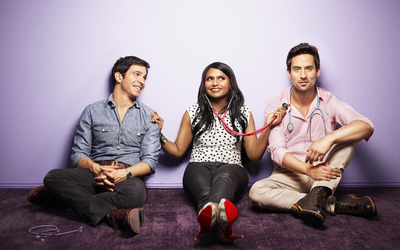 The Mindy Project [6] wallpaper