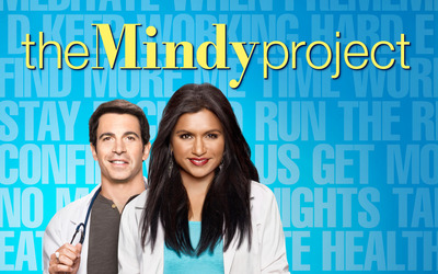 The Mindy Project [4] wallpaper