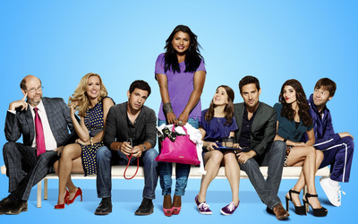 The Mindy Project [2] wallpaper