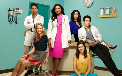 The Mindy Project [3] wallpaper