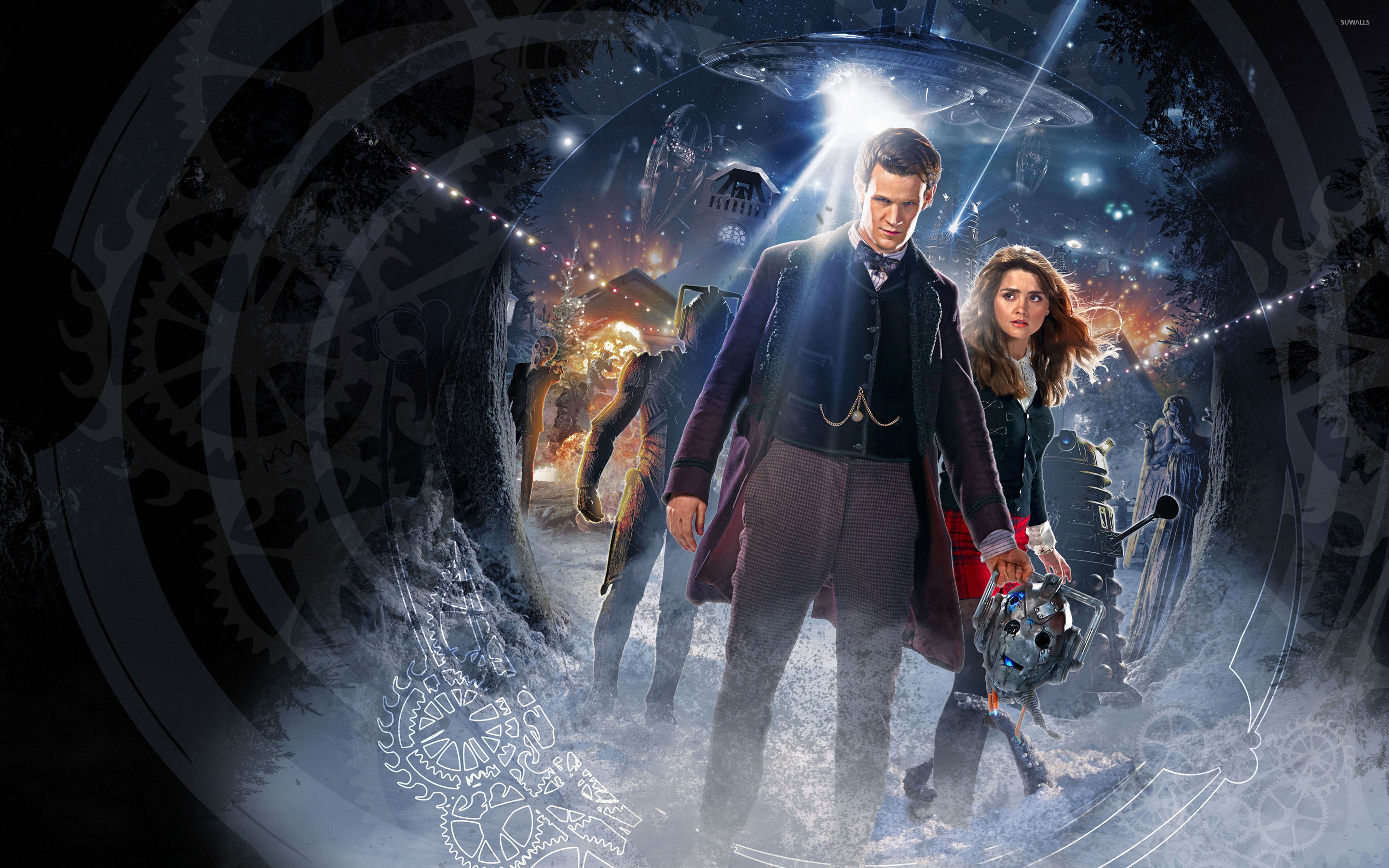 The Time of the Doctor wallpaper