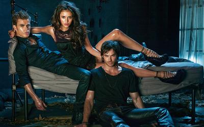 The Vampire Diaries [6] wallpaper