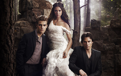 The Vampire Diaries [9] wallpaper