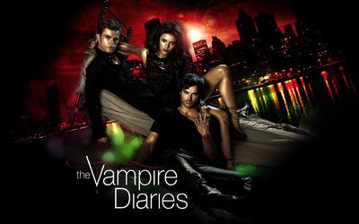 The Vampire Diaries [11] wallpaper