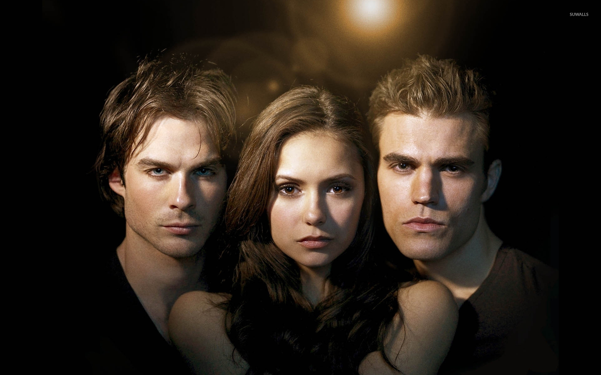 The Vampire Diaries 3 Wallpaper Tv Show Wallpapers 2746