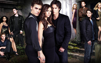 The Vampire Diaries [5] wallpaper