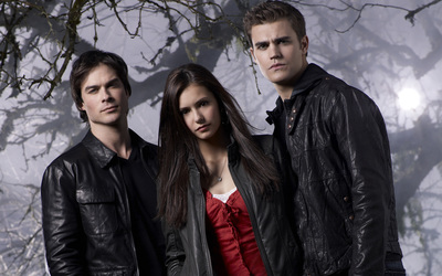The Vampire Diaries [8] wallpaper
