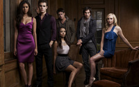 The Vampire Diaries [2] wallpaper 2560x1600 jpg