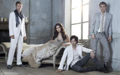 The Vampire Diaries [4] wallpaper