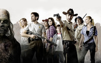 The Walking Dead [4] wallpaper 1920x1200 jpg
