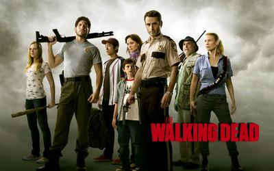 The Walking Dead [5] wallpaper