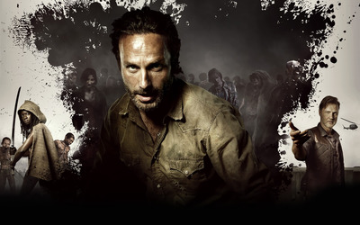 The Walking Dead [3] wallpaper