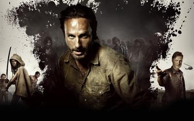The Walking Dead [3] wallpaper
