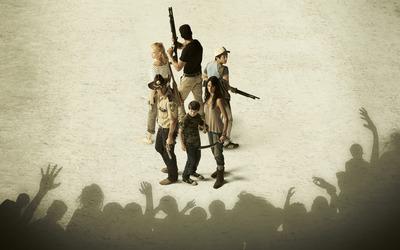 The Walking Dead [8] wallpaper
