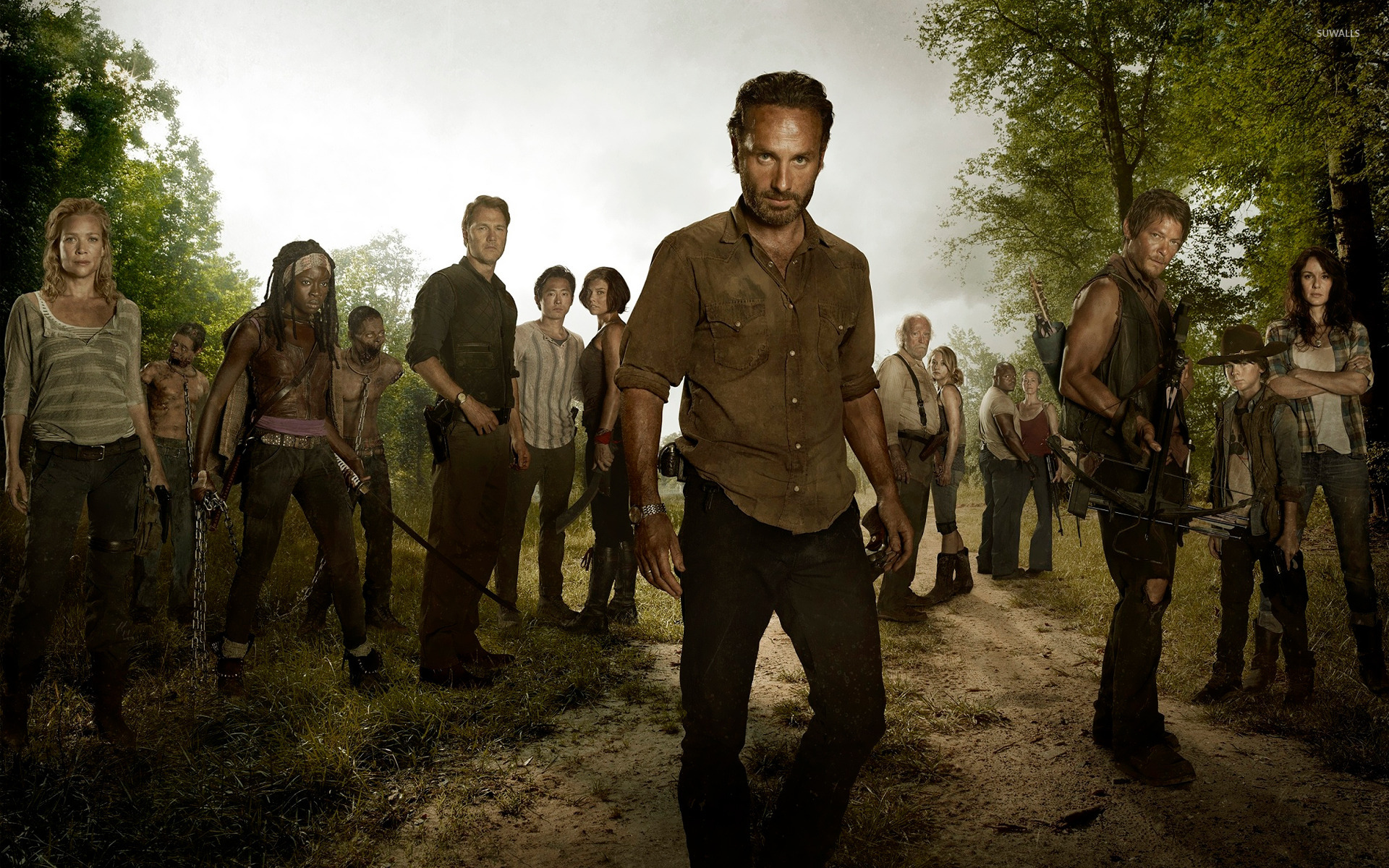 The Walking Dead 2 Wallpaper Tv Show Wallpapers 16934