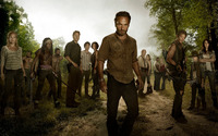 The Walking Dead [2] wallpaper 1920x1200 jpg