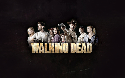 The Walking Dead [11] wallpaper
